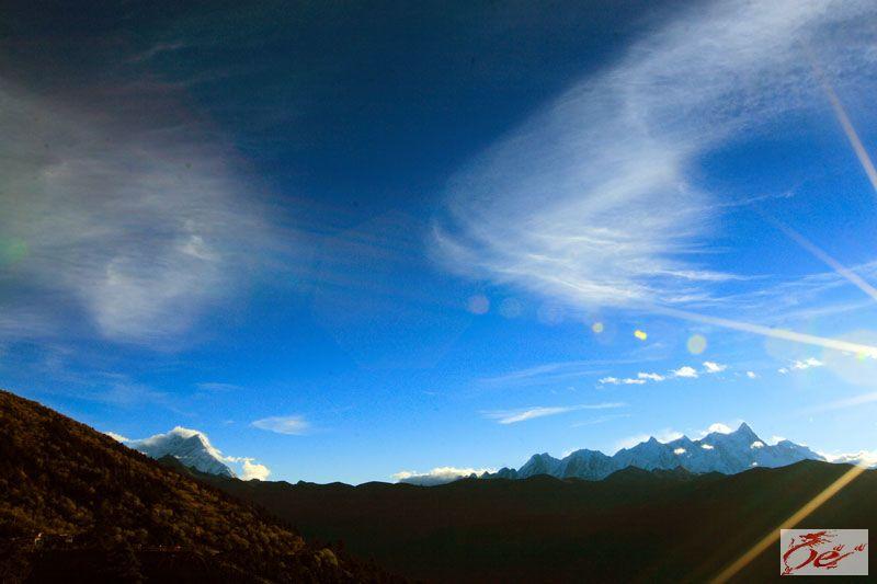 程飞:南迦巴瓦峰