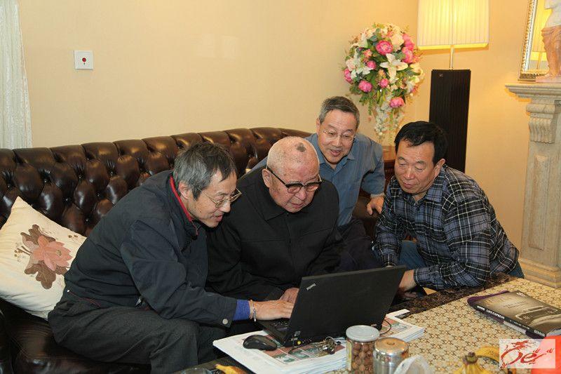 赵庆尧近照――祝福光荣的前辈健康长寿,阖家幸福!